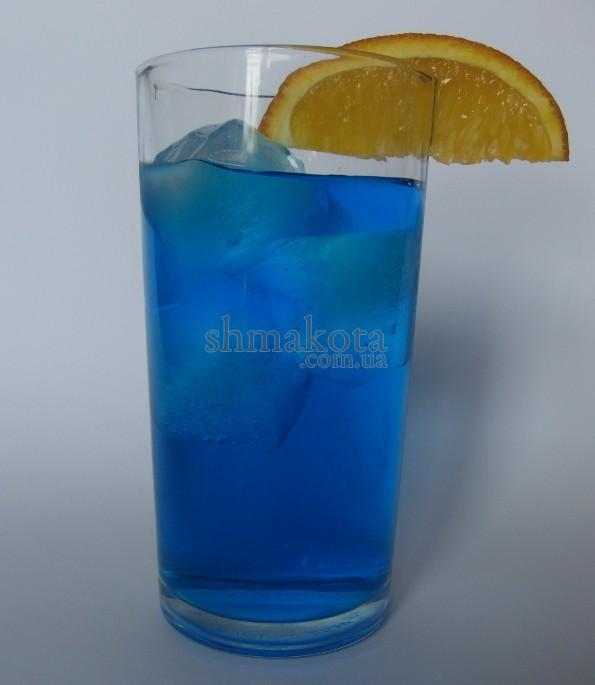 """Коктейль """"Блакитна лагуна"""""""