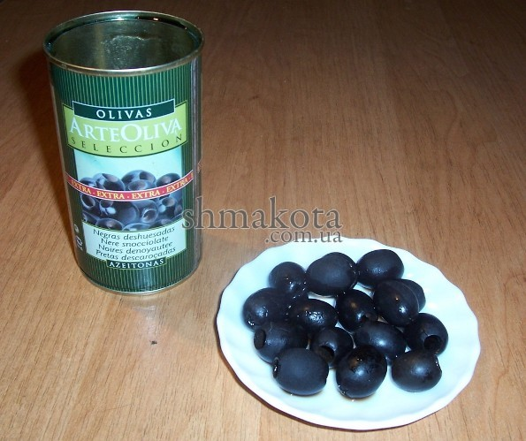 Консервированные маслины ArteOliva