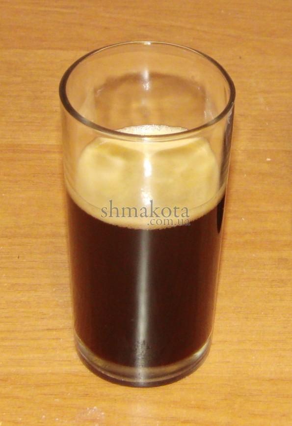 Склянка зі стаутом