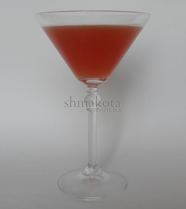 коктейль Красный лев