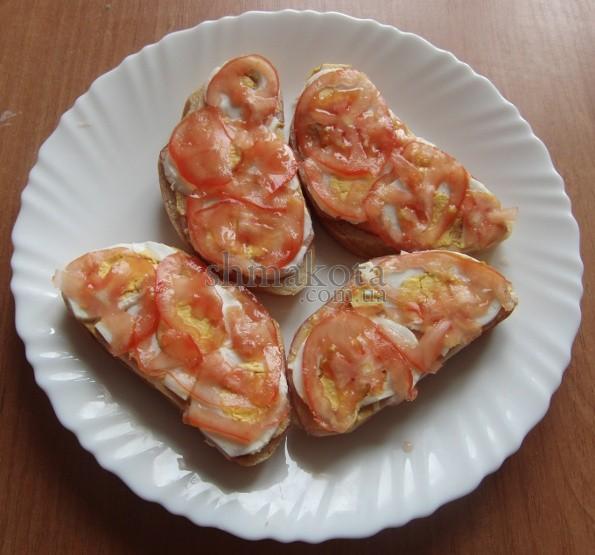 Шар помідорів