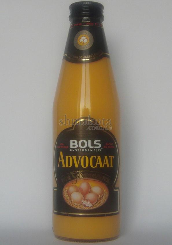 Яєчний лікер Bols Advocaat