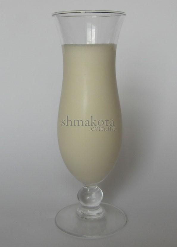 Коктейль Банановий молочний