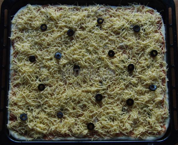 Орегано та маслини