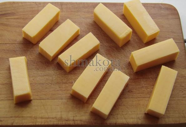 Порезаный сыр