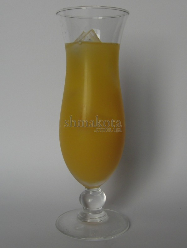 Текіла та апельсиновий сік