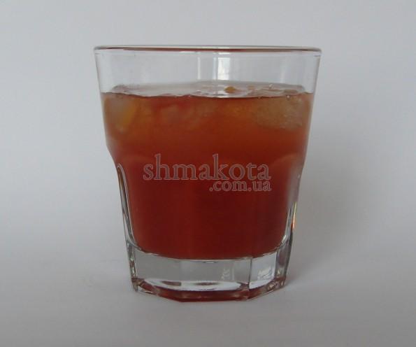 Томатный сок и пиво