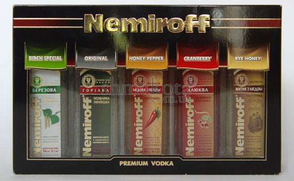 """Подарунковий набір """"Nemiroff"""""""