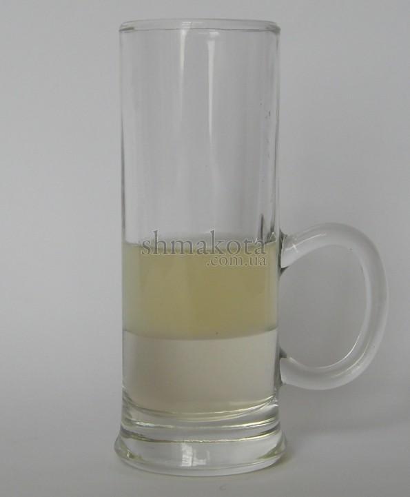 Цукровий сироп та лимонний сік