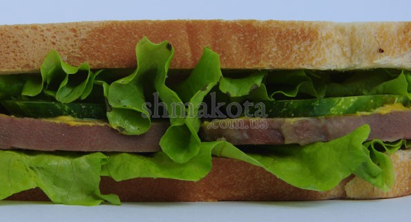 Сендвіч з яловичим язиком