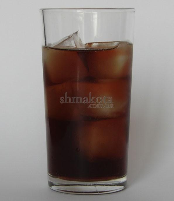 "Коктейль ""Jack and Coke"""