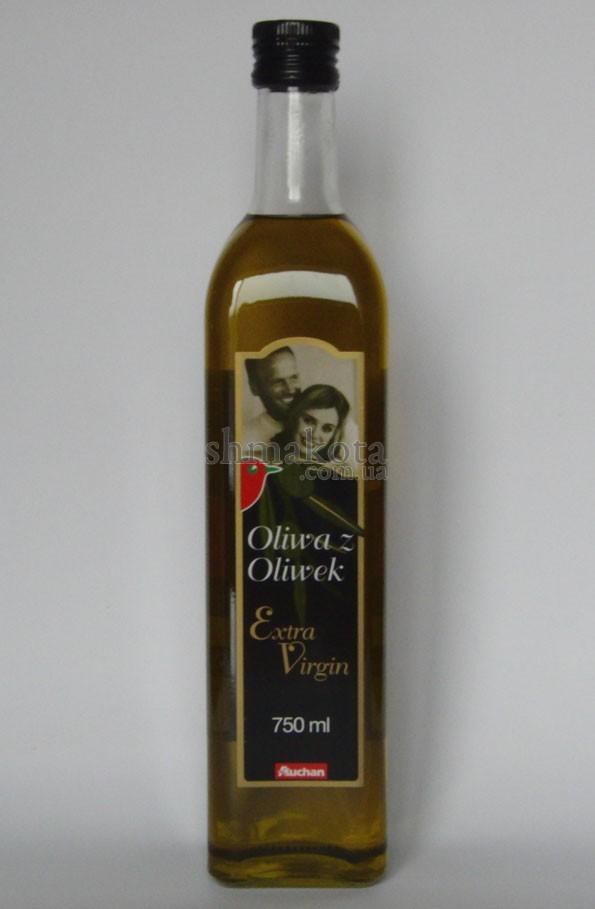 Оливкова олія від Ашану