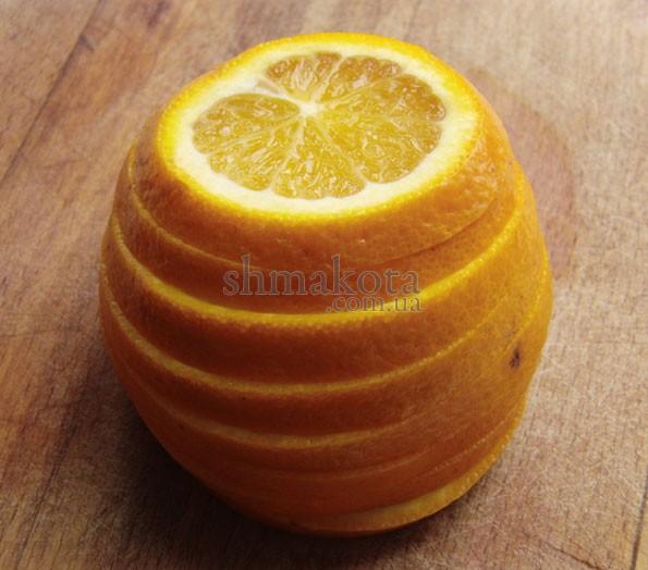 Кружальця апельсину