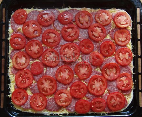 Кружальця помідору
