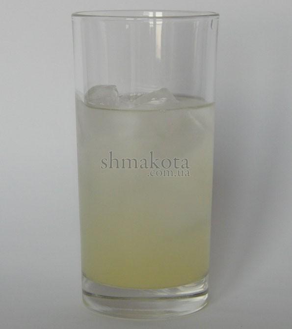 ...и сок лимона