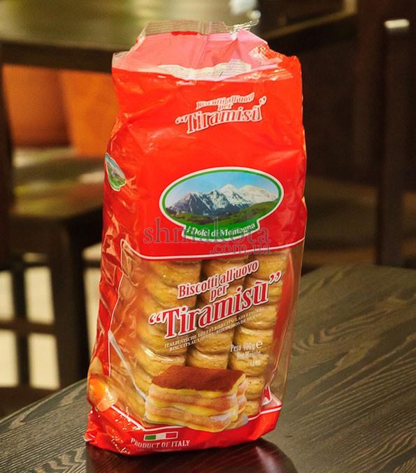 Печиво для тірамісу