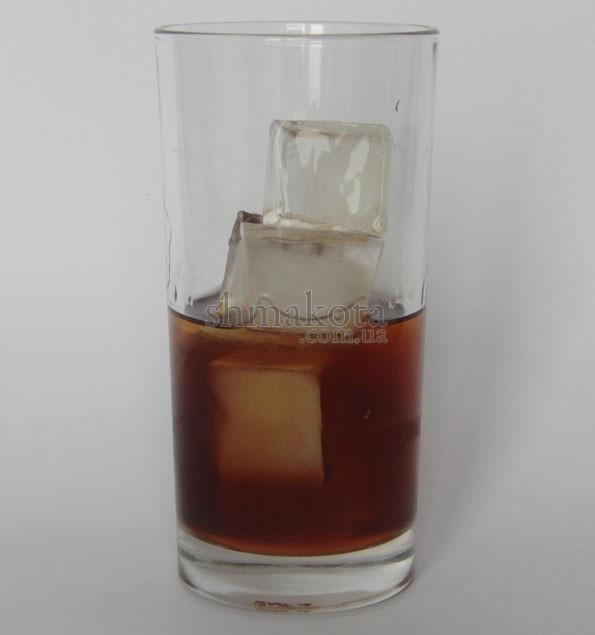 Водка и кофейный ликер
