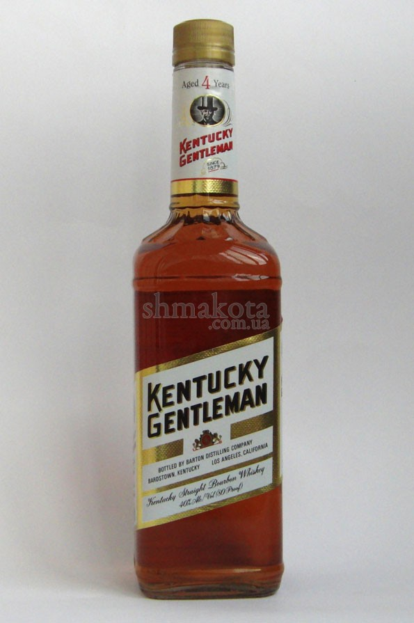 Віскі Kentucky Gentleman