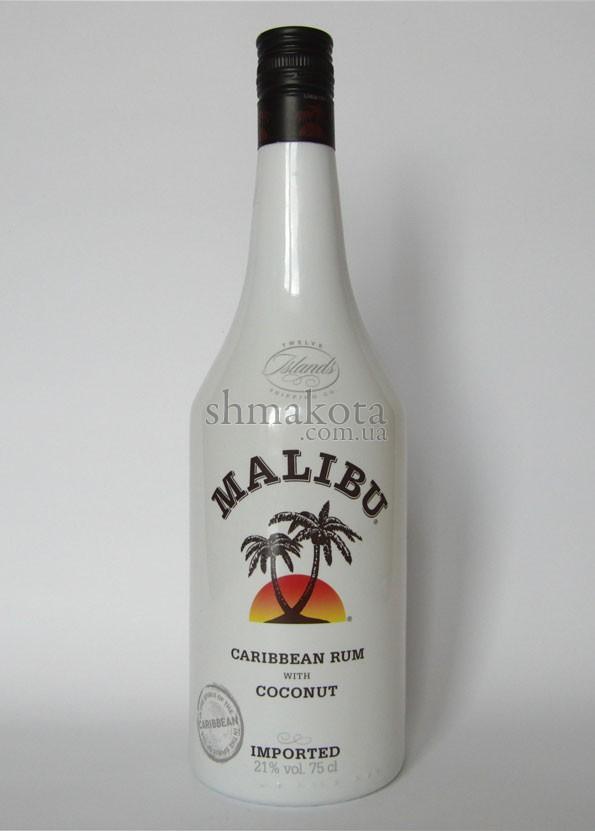 Кокосовый ликер Malibu