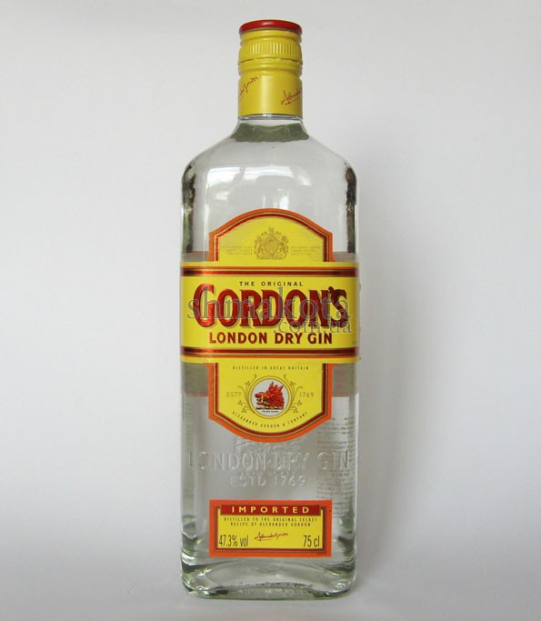 Джин Gordon's London Dry