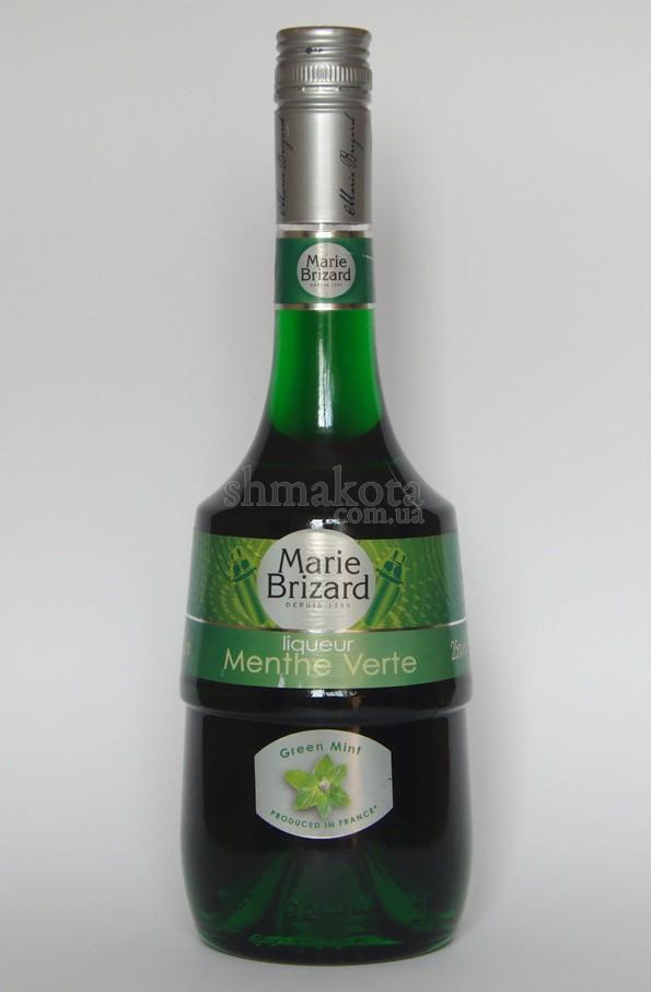 Лікер Marie Brizard Menthe Verte