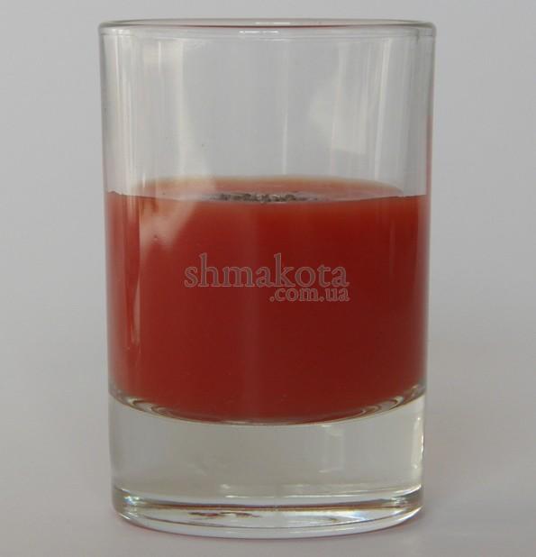 Томатный сок, специи