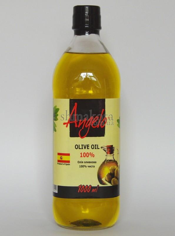 Оливкова олія Angelo