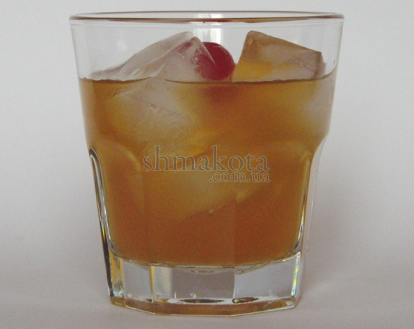 Коктейль Brandy sour