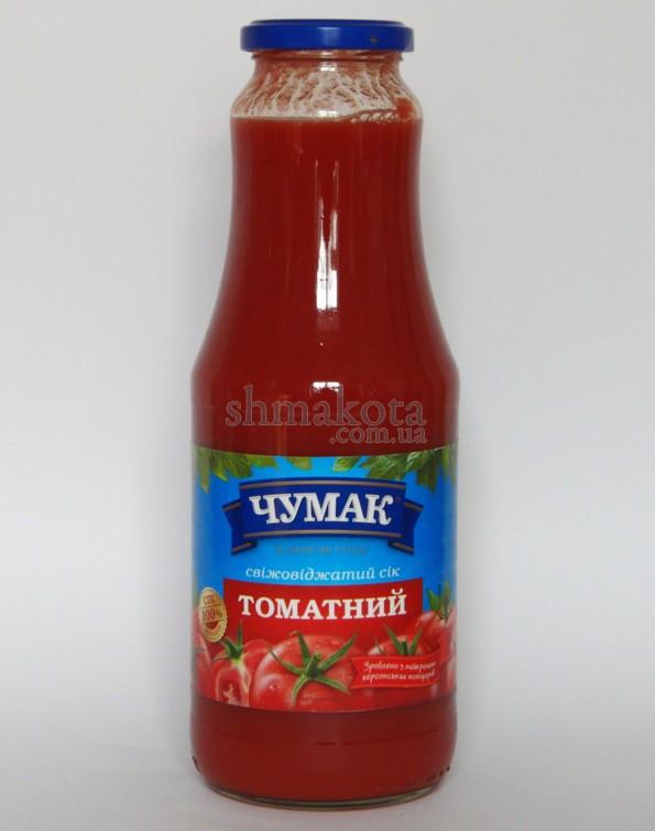 Томатний сік Чумак