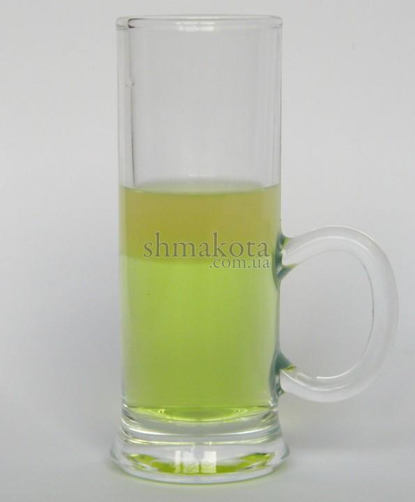 ...и слой сока лимона