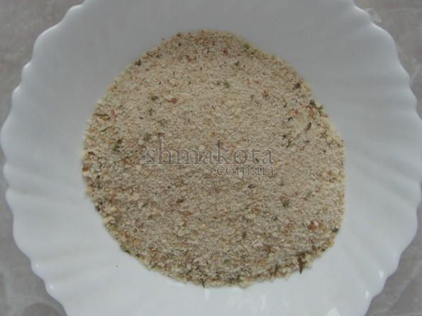 Панірувальні сухарі з прянощами