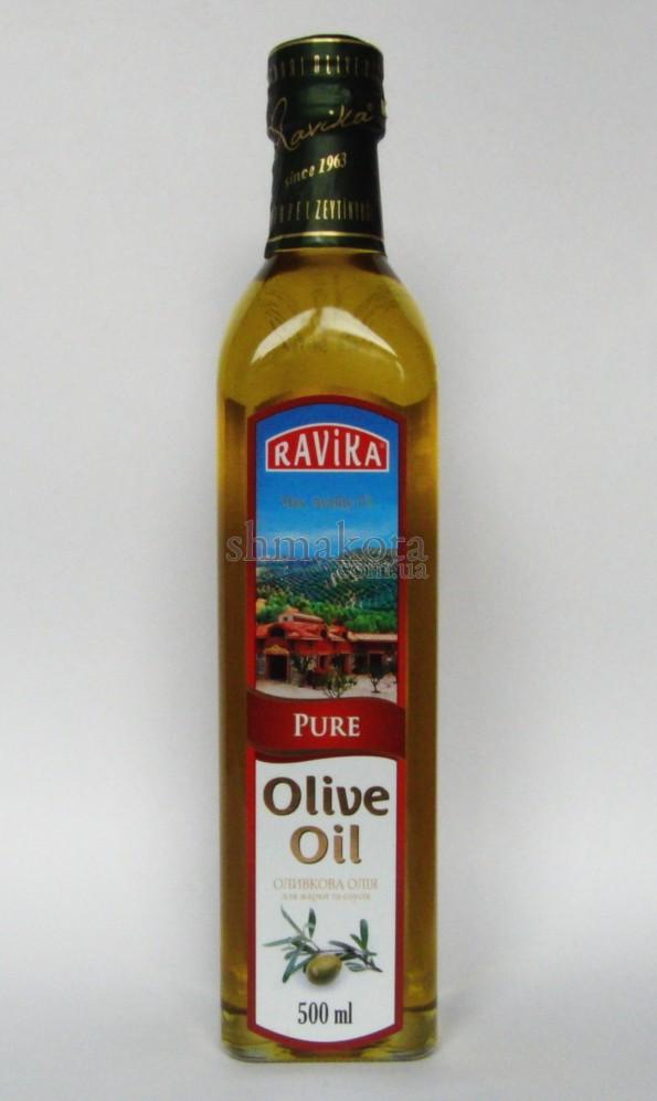 Оливкова олія Ravika Pure