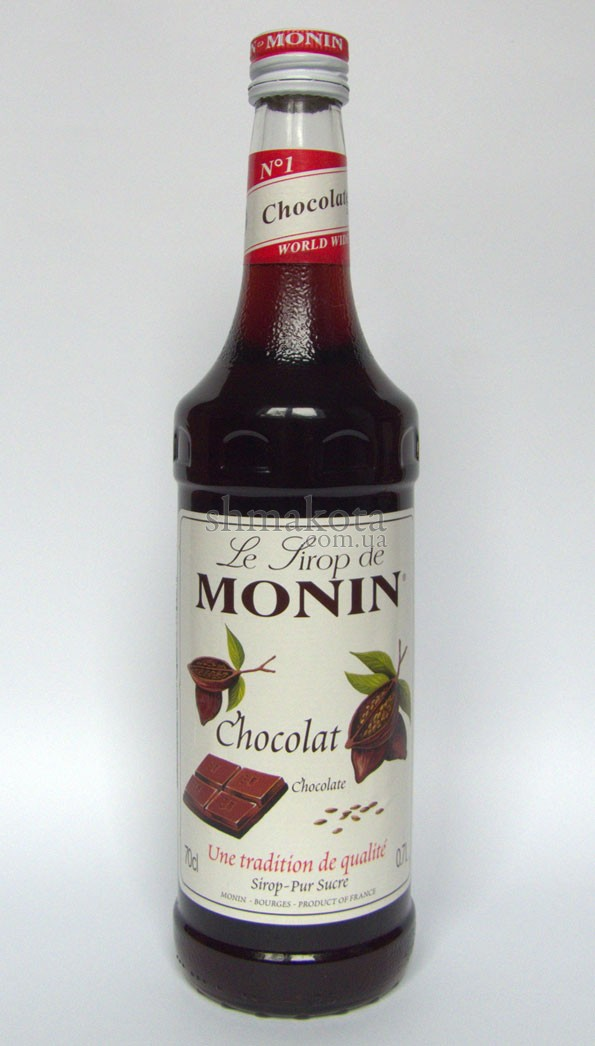 Сироп Monin Dark Chocolate
