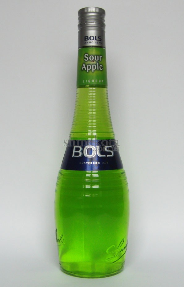 Лікер Bols Sour Apple